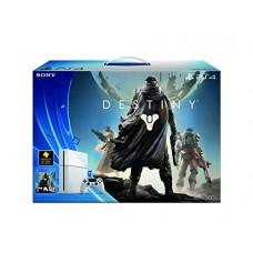 PlayStation 4 White Console Destiny Bundle