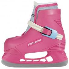 Bauer LIL Angel Champ Skates, Pink, 6-7