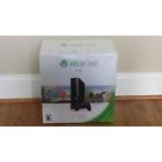 Microsoft Xbox 360 4GB Black Bundle with Peggle 2
