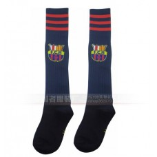 Barcelona Kids Youth Soccer Socks (blue)