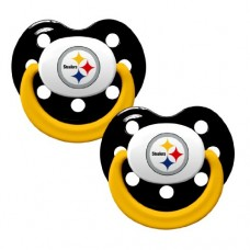 Baby Fanatic Pacifier, Pittsburgh Steelers