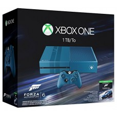Xbox One 1TB Console - Forza Motorsport 6 Bundle