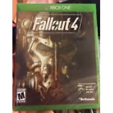 FALLOUT 4 XBOX ONE Microsoft 2015 *BRAND NEW SEALED*