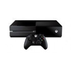 Microsoft Xbox One (Latest Model)- with  500 GB Black Console