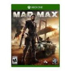 Mad Max video game Microsoft Xbox One 2015 New! Sealed