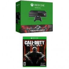 Xbox One 500GB Console - Gears of War: Ultimate Edition Bundle + Call of Du