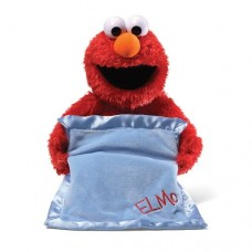 Gund Sesame Street Peek-A-Boo Elmo Animated Toy