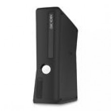 Microsoft XBOX 360 S Slim Matte Black System- REPLACEMENT CONSOLE ONLY
