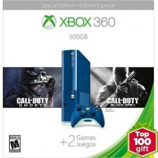 Xbox 360 500GB Special Edition Blue Cons