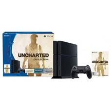 PlayStation 4 500GB Uncharted: The Nathan Drake Collection Bundle (Digital