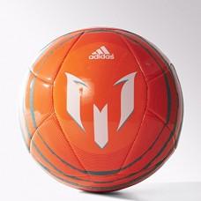 adidas Unisex Messi Glider Q1 Solar Orange/Bold Orange/Power Teal Soccer Eq