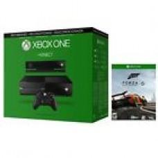Microsoft Certified Xbox One 500GB Gaming Console BUNDLE w/ Kinect + Forza
