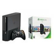 Brand New Official Microsoft Xbox 360 4 GB Video Bundle Black Console
