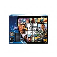 PlayStation 4 Black Friday Bundle - Grand Theft Auto V and The Last of Us R