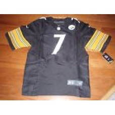 Pittsburgh Steelers Ben Roethlisberger NFL Nike On Field Home Jersey - Size