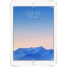 Apple iPad Air 2 MH0W2LL/A 10-Inch Retina Display, 16GB (Gold)