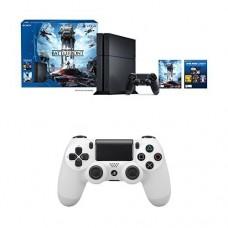 PlayStation 4 500GB Console - Star Wars Battlefront Bundle with DualShock 4