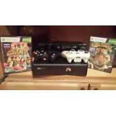 Microsoft Xbox 360 with Kinect 4 GB Black Console (NTSC)