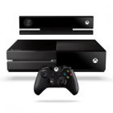 Microsoft Xbox One (Latest Model)- with Kinect 500 GB Black Console