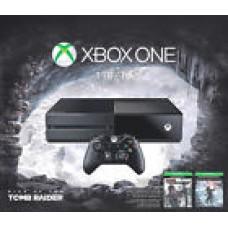 Microsoft - Xbox One Rise of the Tomb Raider Bundle - Black